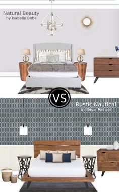 Bedroom Design Boards: Vote For a Chance to Win! - I voted for Natural Beauty