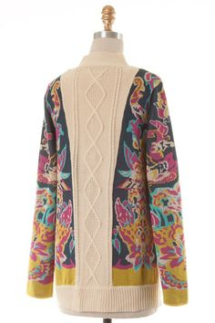 Yellowstone Knit Cardigan
