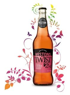 Westons Twist with an touch of orange! Nice colour!