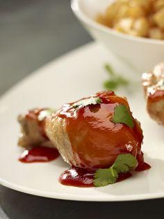 Kurczak po amerykańsku - Kuchnia Lidla #lidl #przepis #kurczak