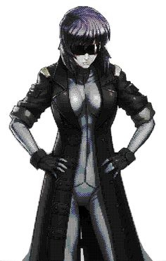 Cyberpunk Anime, Mecha Anime, Cyberpunk 2077, Anime Ghost, Motoko Kusanagi, Hulk Art, Ghost In The Shell, Girl Inspiration, Manga Characters