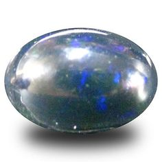 Black Opals 181110: 1.55 Ct Aaa Remarkable Oval Cabochon Shape (11 X 8 Mm) Black Opal Loose Gemstone -> BUY IT NOW ONLY: $34.99 on eBay!
