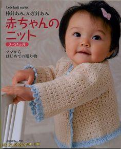 Knit baby 0-24 months [2008] - Annie Mendoza - Álbuns da web do Picasa