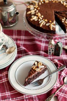Piernikowe brownies z buraków