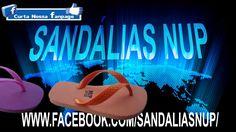 NUP sandálias