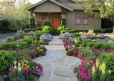 We've search high and low and found 10 of the best front yard landscaping ideas for your home. They're accessible, manageable and they're easy to accomplis