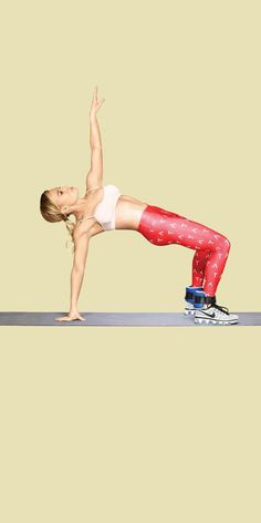 Our star trainer reveals the most effective moves for well-defined legs. Joyous news: These target the entire thigh, including that tricky-to-tone inner zone.