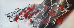 toile panoramique grise et rouge http://www.peintures-sur-toile.com/tableau-toile-panoramique-xsl-244_343_413.html