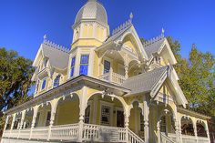 Donnelly House in HDR | Black.Doll | Flickr