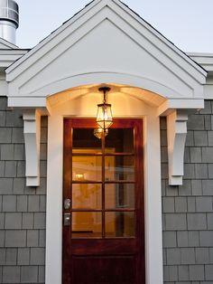 door, light, shingles, everything
