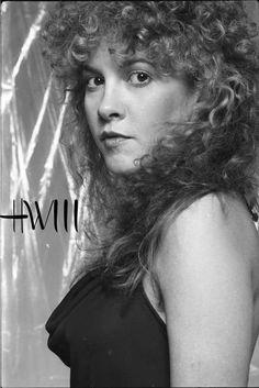 Stevie Nicks, photo by HWIII
