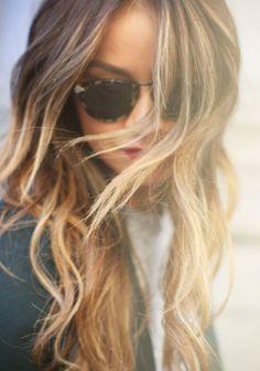 Balayage, dé nieuwe haartrend van voorjaar 2015 | Fashionlab