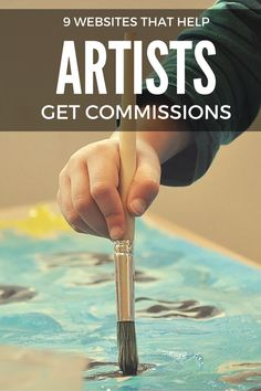 http://www.diyartcareer.com/blog/9-websites-that-help-artists-get-commissions