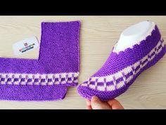 Neues Design Stricken Damen Booties Socken – Easy Knitting Patterns – My CMS Mens Scarf Knitting Pattern, Easy Blanket Knitting Patterns, Ladies Cardigan Knitting Patterns, Knit Headband Pattern, Knitting Socks, Novo Design, Summer Headbands, Crochet Baby Beanie, Moda Emo