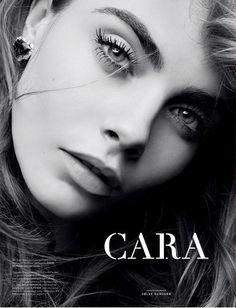 Cara Delevingne for Love Magazine