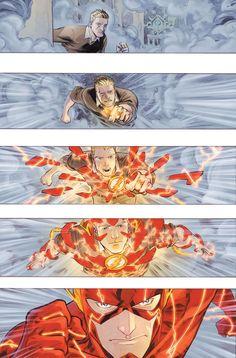 The Flash: Barry Allen