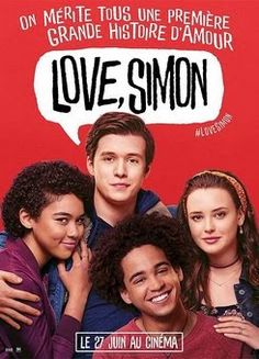 Love, Simon, Everyone deserves a great love story. But for seventeen-year old Simon Spier it's a little more complicated: he's yet to tell his family or friends. Dr Dolittle, Hd Movies Online, Tv Series Online, James Mcavoy, Streaming Vf, Streaming Movies, Jennifer Garner, Martin Freeman, Great Love Stories