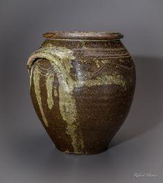 Stoneware of John Wesley Carpenter of Piper's Gap, Virginia John Wesley, Stoneware, Virginia, Clay, Vase, Ceramics, History, Carpenter, Instagram
