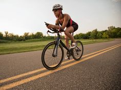 4 Tips for Racing a Windy Long-Course Triathlon