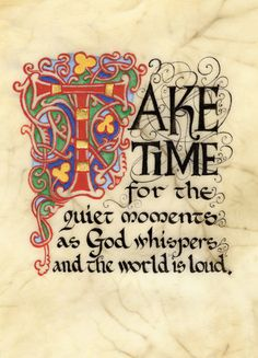 Celtic Card Company presents the illustrated manuscripts of artist Kevin Dillon Great Quotes, Inspirational Quotes, Awesome Quotes, Motivational, Irish Quotes, Irish Sayings, Irish Blessing, Card Companies, Illuminated Letters