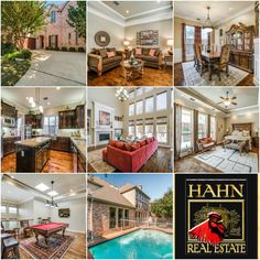 Looking for a move-in ready home in Coppell loaded with updates under $600k?  116 Georgian Drive is a fabulous option featuring: 4 beds, 3.1 baths, 3928 SqFt, 4 Living Areas, 2 Dining Areas and Pool.