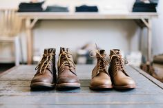 Leather lace up ankle boots Sock Shoes, Men's Shoes, Shoe Boots, Ankle Boots, Mens Style Guide, Men Style Tips, Kinfolk Style, Baskets, Designer Jeans For Women