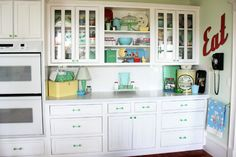 Meadowbrook Farm: the junk house -kitchen edition