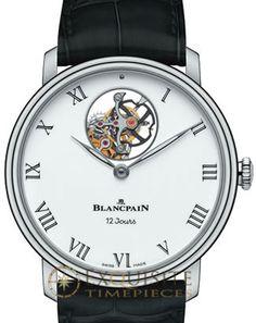 Blancpain Villeret Tourbillon Volant Une Minute 12 Jours