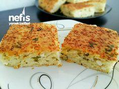 Şipşak Peynirli Tepsi Çöreği (Simit Tadında) Greek Cooking, Cooking Time, Turkish Breakfast, Good Food, Yummy Food, Vegetable Drinks, Healthy Eating Tips, Healthy Nutrition, Turkish Recipes