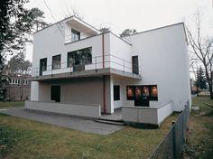 Walter Gropius貝倫斯自宅