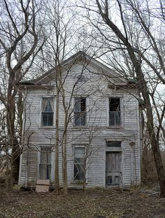 The Bates House by Aces & Eights Photography on Flickr.