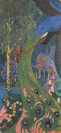 History of Art:Heinrich Vogeler — LiveJournal Dora Carrington, Walton Ford, Janet Hill, Walter Crane, Vladimir Kush, Kay Nielsen, Heinrich Vogeler, Wes Wilson, Maurice Utrillo