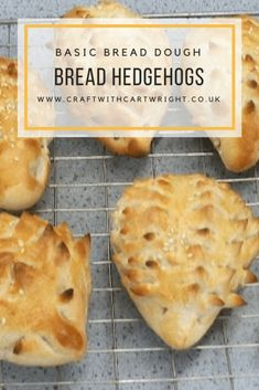 Why not have a go at making some bread hedgehogs with the kids. My kids love getting their hands in the warm dough and it's great to shape and model. Vegetarian Cooking Classes, Gluten Free Vegetarian Recipes, Vegetarian Snacks, Cooking Classes For Kids, Cooking Games, Savoury Recipes, Cooking School, Bread Recipes, Cooking Pork Roast