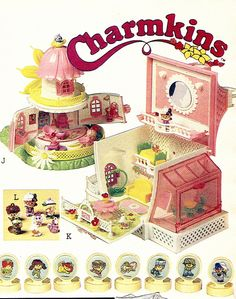 80s Girl Toys, Toys For Girls, 1980s Childhood, My Childhood Memories, Cupcake Dolls, Nostalgia, Toy Catalogs, Kids Zone, 80s Kids