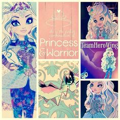 Photo from krystanatos Dragon Games, Ever After High, Girls Characters, Art Portfolio, Monster High, Childhood, Charmed, Disney Princesses, Twins