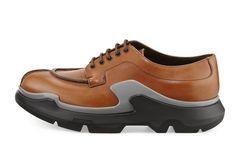 Designer Men's Shoes OnSale: Prada, $497.