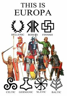 The Harmony of Pagan life European History, World History, Ancient Rome, Ancient History, Armadura Medieval, Asatru, Teaching History, Knights Templar, Historical Pictures