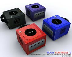 Nintendo Gamecube An old game system.