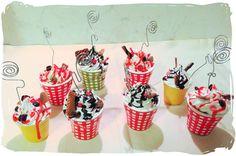 Laura Idee Creative - cupcakes segnaposto