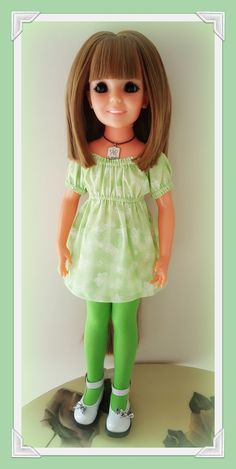 Ideal Crissy doll re-root, repaint, re-blush all by Robyn Parker:   https://www.facebook.com/IdealCrissyDollFamilyReRoots/ http://dollyrevamps.weebly.com