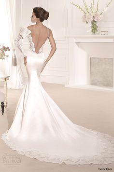 Tarik Ediz White 2014 Bridal Collection — Part 1 | Wedding Inspirasi <3