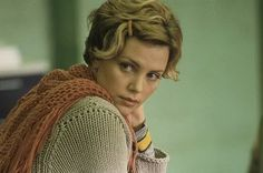 I love this shawl from the movie Sweetest November. It's quick and easy to make. I made two of them.