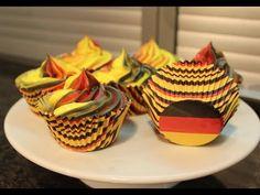 Cupcakes mit Milch-Schnitte® - YouTube