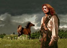 """Jamie Fraser"" by Captivated2 @ deviantart.com"