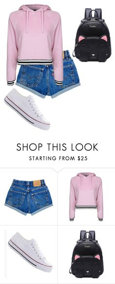"""Untitled #175"" by rowanstella-1 ❤ liked on Polyvore featuring Topshop"