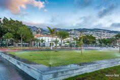 Praça do Povo - #Funchal #Madeira