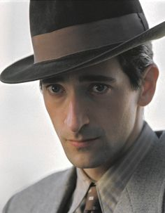 Adrien Brody ~ The Pianist(2002) More