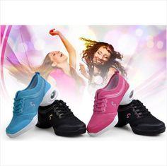 Women's Dance Shoes air height increasing platform sneakers on eBid United Kingdom