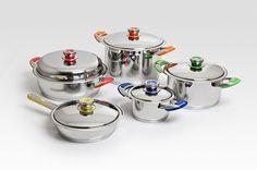 Premier Rainbow Colour Set 10pc Colour Set, Pot Sets, Bowl Set, Rainbow Colors, Capri, Products, Rainbow Colours, Gadget