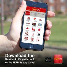 University Of Maryland Resident Life Umdreslife Profile Pinterest
